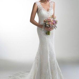 Maggie Sottero Melanie Wedding Dress